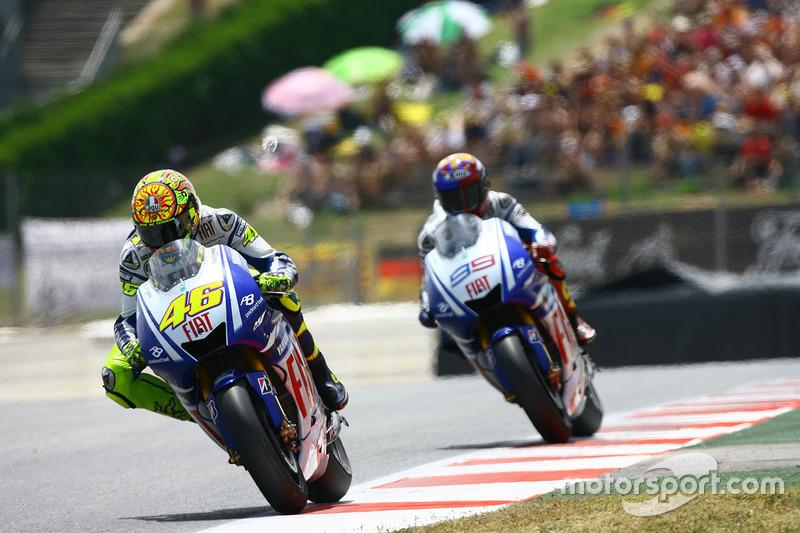 "2009 - Valentino Rossi<span class=""copyright"">Gold and Goose / Motorsport Images</span>"