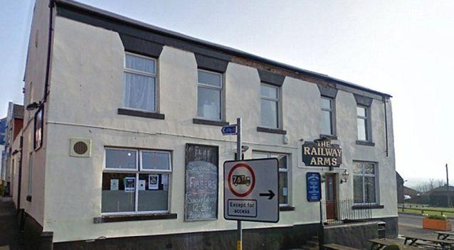 The pub in north-east England which is popular with ghost hunters. Photo: Googlemaps