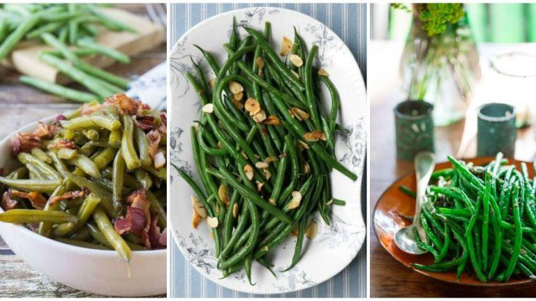 <p>Using everything from bacon-infused broth to lemon vinaigrette<span>, these green bean updates will wow every guest at the table. </span></p><p><span></span></p>