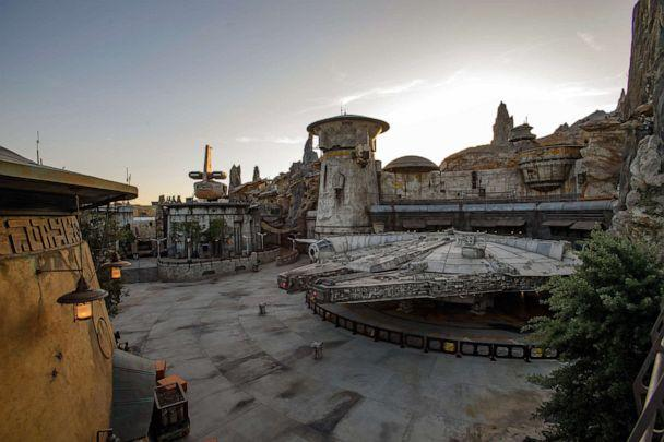 PHOTO: Star Wars: Galaxy's Edge at Disneyland Park in Anaheim, Calif., and at Disney's Hollywood Studios in Lake Buena Vista, Fla. (Richard Harbaugh/Disney Parks)