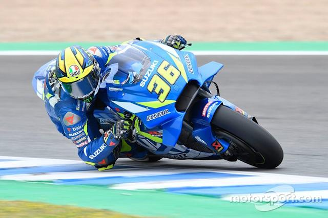 """Joan Mir: Valentino Rossi <span class=""""copyright"""">Gold and Goose / Motorsport Images</span>"""