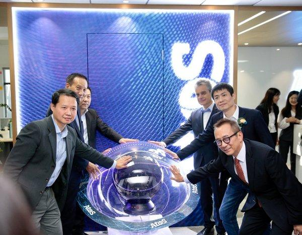 Atos Cloud Computing opens office in China