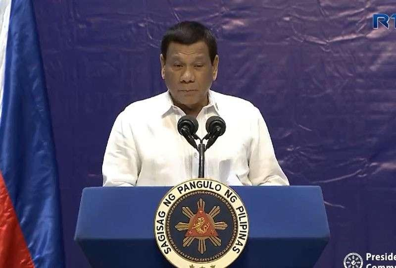 Survey says Duterte still 'most approved, trusted' official