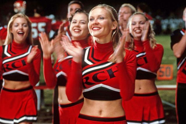 """Though <em>Bring It On</em> is cheerier than some of Dunst's more dramatic fare, it's just as indelible as the <em>Melancholia</em>s of the bunch (don't even pretend you've forgotten so much as a single word to """"Brr! It's Cold in Here!""""). And even when she's playing an in-it-to-win-it competitor, Dunst's characters always know — and wrestle with the fact — that there are more important things than just the trophy on the line. <strong>SEE ALSO: </strong><em>Drop Dead Gorgeous</em>, <em>Wimbledon</em>, <em>Get Over It</em>"""