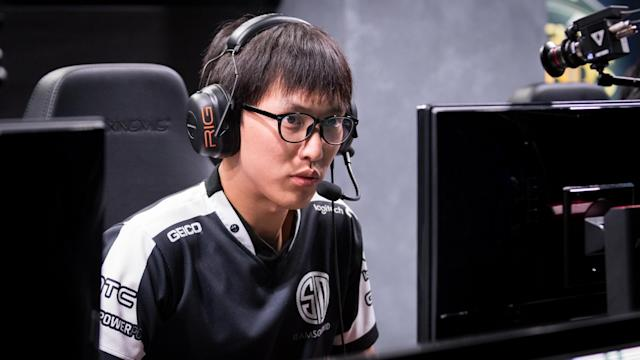 Doublelift's spot on Team Liquid came about after Mobalytics did their AD carry analysis (Jeremy Wacker)