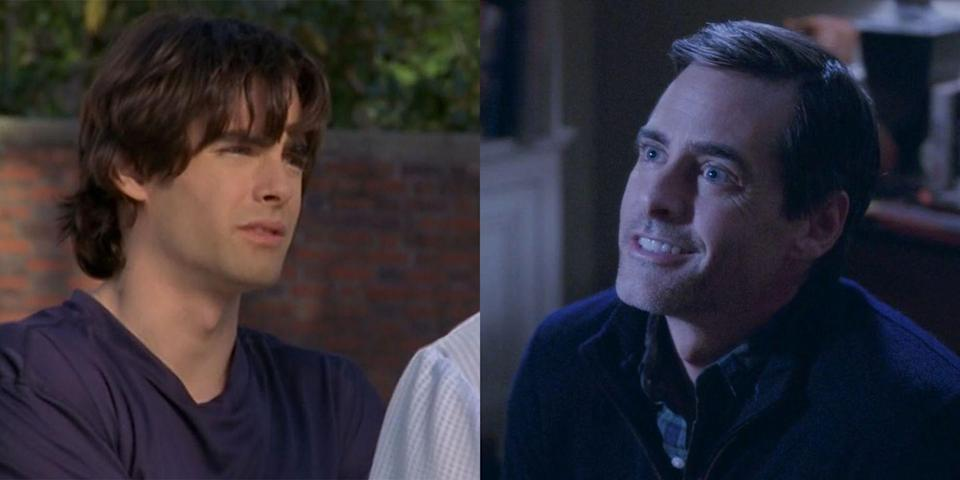 <p>Jack's first love interest, Ethan, also had one of the nicest sets of eyebrows on the show. It's really too bad things never worked out between them, but on the bright side, Adam Kaufman and those brows are still killing it on TV these days. You might have seen him on an episode of <em>Mad Men</em>, <em>NCIS</em>, and most recently, <em>Crazy Ex-Girlfriend</em>, playing Rebecca's Harvard professor and former lover.</p>