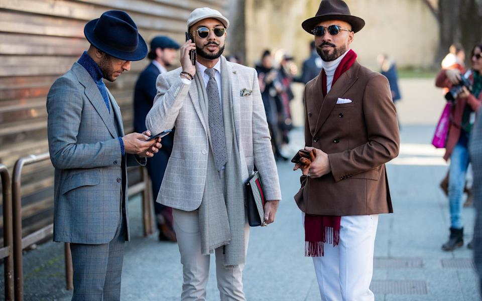 Pitti Uomo - Christian Vierig/Getty Images