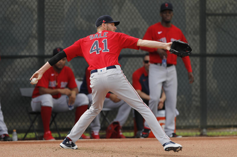 Chris Sale Red Sox.