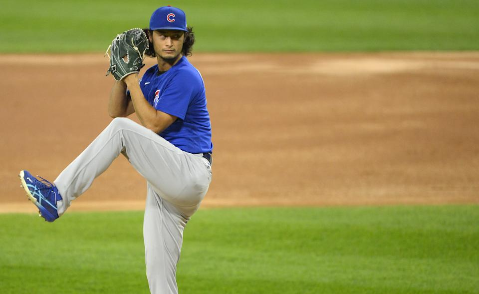 Yu Darvish, who was a finalist for the NL Cy Young in 2020, is reportedly heading to San Diego in a blockbuster trade.