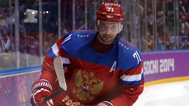 With the ability to send KHL players to Pyeongchang, Russia leads the way in the first round of 2018 Olympic betting odds for men's ice hockey.