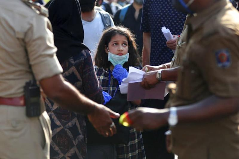 India Sees Record Spike of 28,701 Coronavirus Cases Taking Tally Above 8.7 Lakh, Death Toll at 23,174