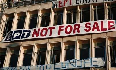 Greece: Rift Over State Broadcaster Widens