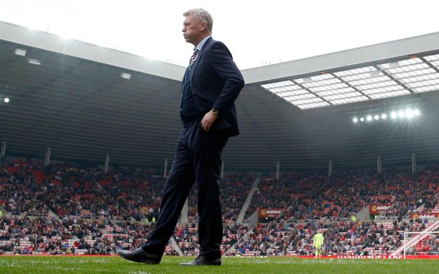 <span>David Moyes described relegation as the worst moment in his career</span> <span>Credit: Reuters </span>