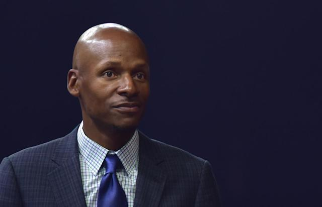 Ray Allen, seen here in sharper times. (Visual China Group via Getty Images)