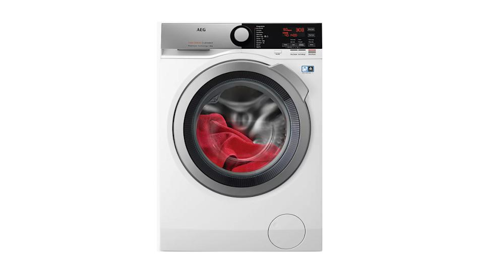 AEG ProSteam Technology Freestanding Washing Machine