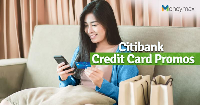 Citibank Credit Card Promos 2020: Save Up to 50% Off | Moneymax
