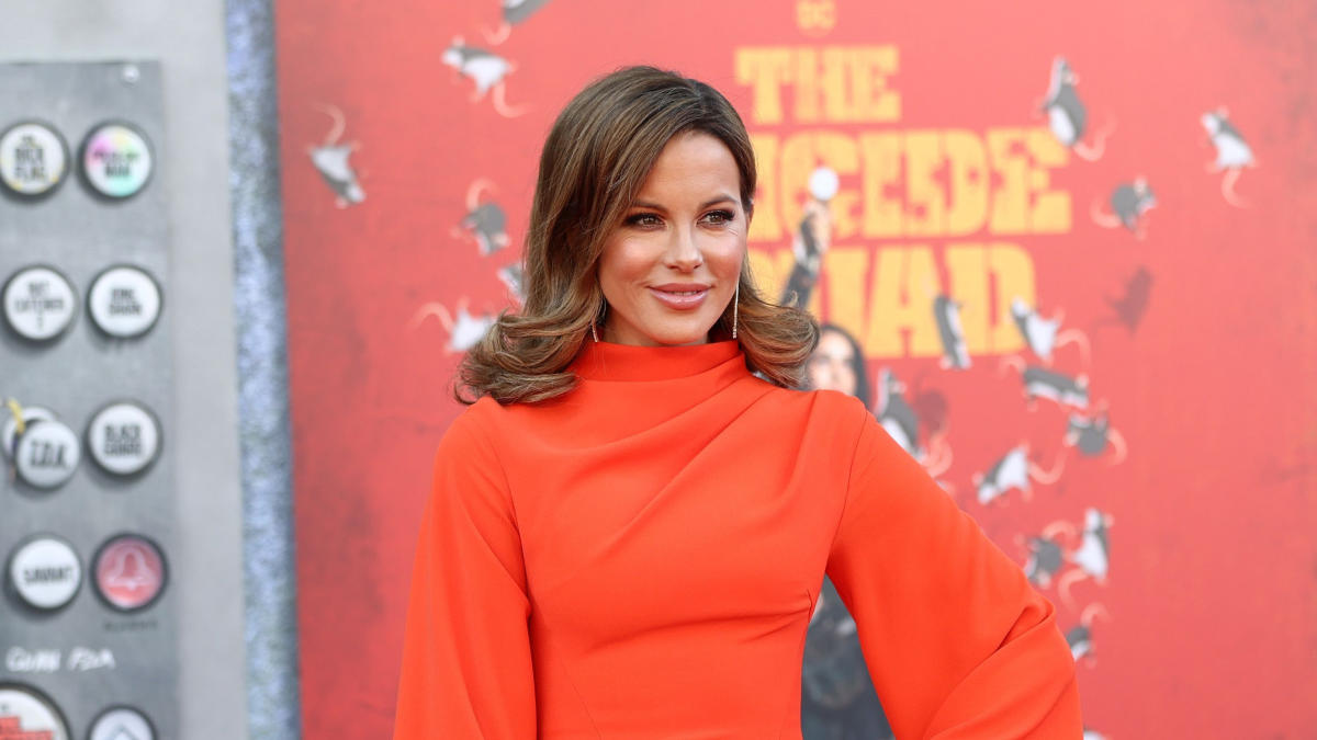 Kate Beckinsale jokes she would 'rather die' than find love on a dating app