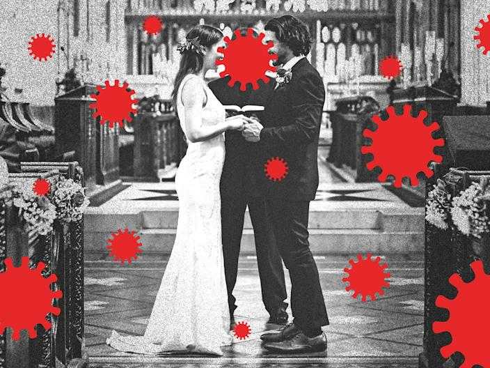 2021 weddings pandemic 4x3