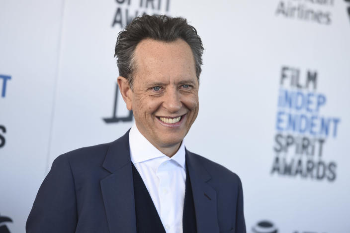 Richard E. Grant (Credit: Jordan Strauss/Invision/AP)