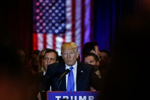 Trump romps to Indiana win, White House nomination in sight