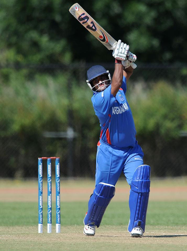 Mohammad Shahzad (Afghanistan): Shahzad added to his growing reputation as a batsman to look out for in the 2012 Twenty20 World Cup as he scored 352 runs with a highest score of 77 from nine matches in the tournament at an average of 50.28 and strike rate of 127.07.