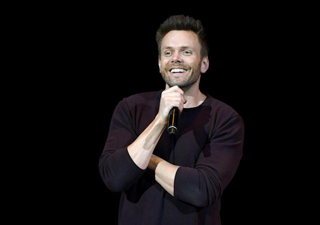 <p>Comedian Joel McHale was recruited to the University of Washington rowing team. He ended up on the football team, but never started in a game. McHale graduated with a history degree in 1995. </p>