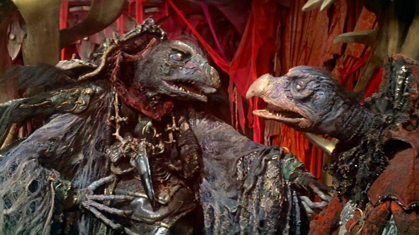 "<p><em>The Dark Crystal </em>is more fantasy than horror, set in a world of magical creatures like Gelflings and Skeksis locked in eternal struggle over the universe. But even without ghosts, man are those Skeksis scary! If your kids enjoy it, <a href=""https://www.netflix.com/title/80148535"" rel=""nofollow noopener"" target=""_blank"" data-ylk=""slk:a prequel series is available on Netflix"" class=""link rapid-noclick-resp"">a prequel series is available on Netflix</a>.<br></p><p><a class=""link rapid-noclick-resp"" href=""https://www.amazon.com/Dark-Crystal-Stephen-Garlick/dp/B008Y6M3KW?tag=syn-yahoo-20&ascsubtag=%5Bartid%7C10055.g.28038087%5Bsrc%7Cyahoo-us"" rel=""nofollow noopener"" target=""_blank"" data-ylk=""slk:WATCH ON AMAZON"">WATCH ON AMAZON</a> <a class=""link rapid-noclick-resp"" href=""https://go.redirectingat.com?id=74968X1596630&url=https%3A%2F%2Fitunes.apple.com%2Fus%2Fmovie%2Fthe-dark-crystal%2Fid469333419&sref=https%3A%2F%2Fwww.goodhousekeeping.com%2Flife%2Fentertainment%2Fg28038087%2Fbest-scary-movies-for-kids%2F"" rel=""nofollow noopener"" target=""_blank"" data-ylk=""slk:WATCH ON ITUNES"">WATCH ON ITUNES</a></p>"