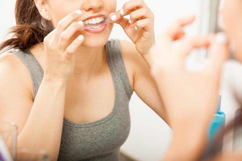 Which? has highlighted the risks of illegal tooth whitening kits. (Image posed by model, Getty Images)