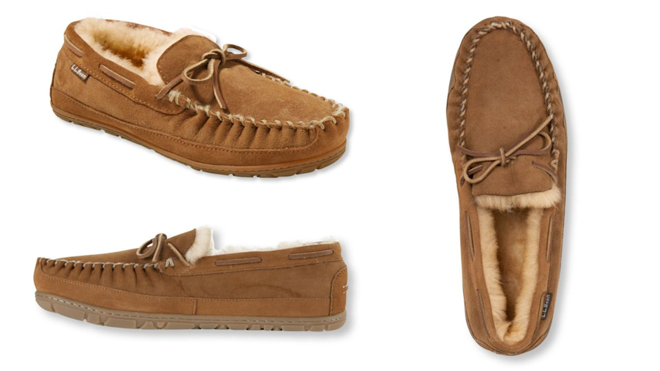 Best gifts for grandpa: Moccasins