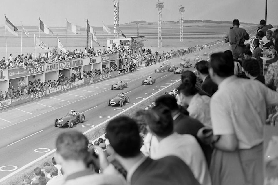 When rule changes sparked fears of F1's imminent demise