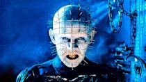 <p>The underworld is a scary place, especially in Clive Barker's <em>Hellraiser</em> franchise – which offers up <strong>ten</strong> films of blood sacrifices, torture, screams, and mayhem. </p>