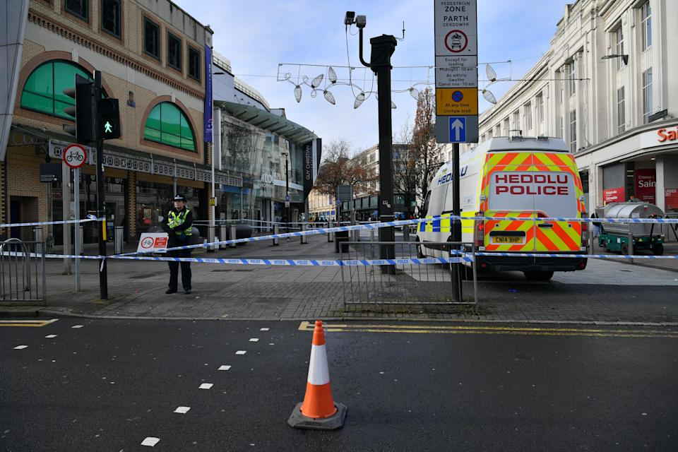 <p>Detectives are continuing to investigate the 'large disturbance' </p>PA