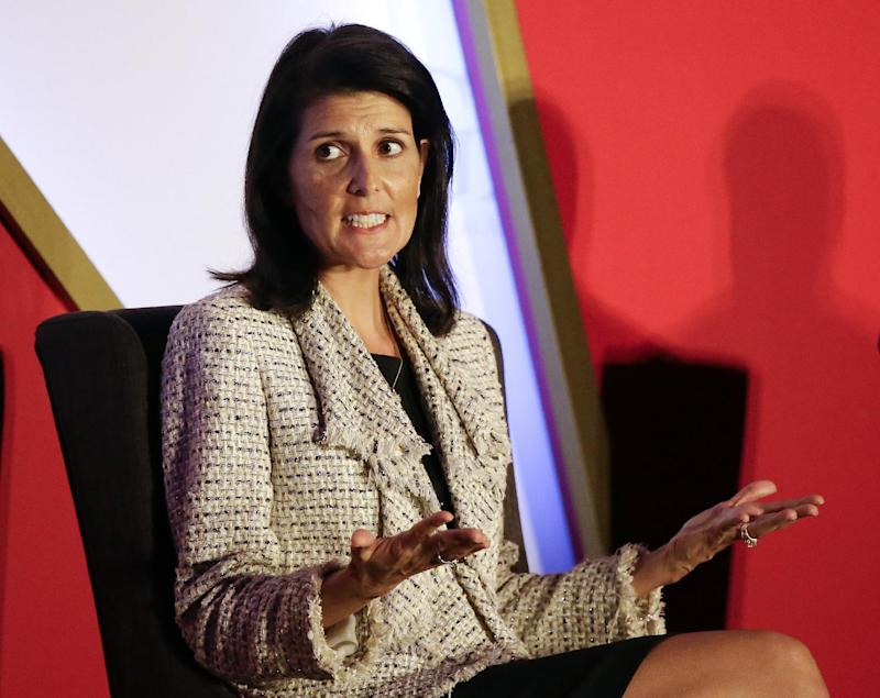 Gov. Nikki Haley offered the position of US Ambassador to United Nations