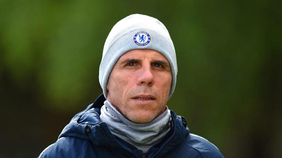 Gianfranco Zola | Harriet Lander/Getty Images