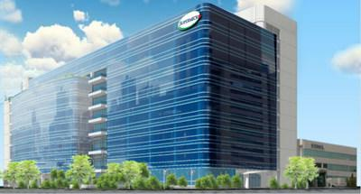 Preview of Supermicro 9-story Building at Asia Tech & Science campus