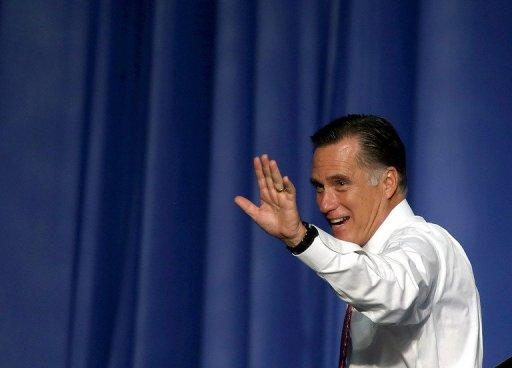 Mitt Romney, pictured on July 24, made some undiplomatic criticism of London's preparations for the Olympic Games