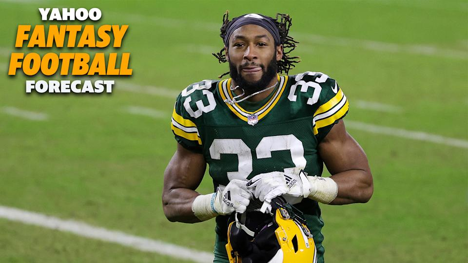 Can Aaron Jones and the Green Bay Packers get to the Super Bowl?