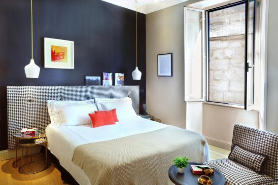 Chic interiors at a reasonable price point (Nerva Boutique Hotel)