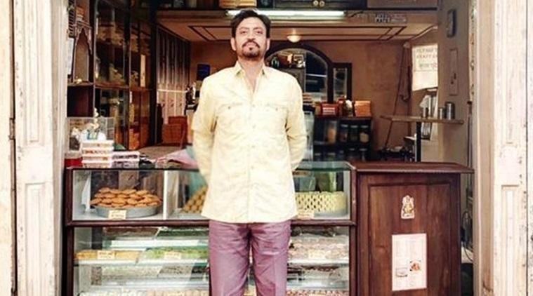 Irrfan Khan, Angrezi Medium look Radhika Madan