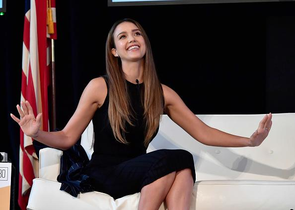 Jessica Alba called herself a feminist at age 5 and we are like YAS