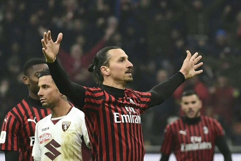 Zlatan Ibrahimovic has scored eight goals in all competitions since his return to AC Milan in January