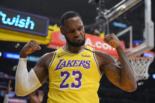 LeBron James Passes Luka Doncic, Giannis Antetokounmpo To Lead All-Star Voting