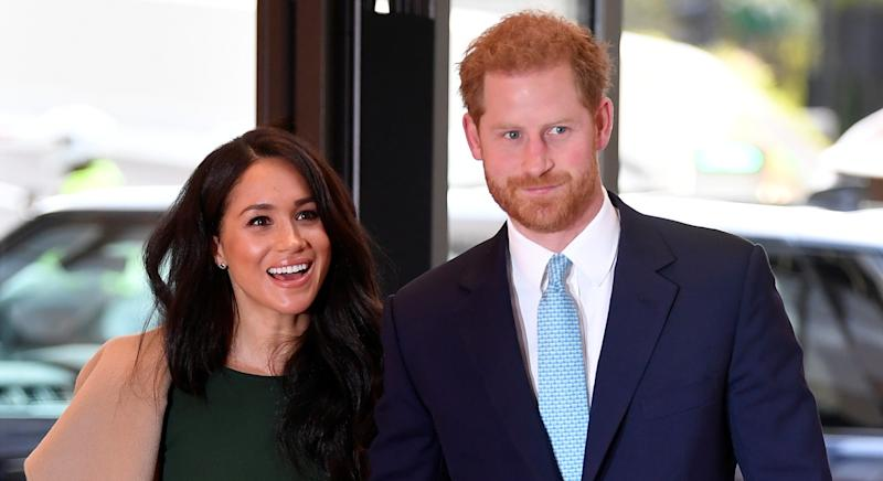 Meghan Markle and Prince Harry have followed 12 charitable causes on Instagram to celebrate the '12 days of Christmas' [Image: Getty]