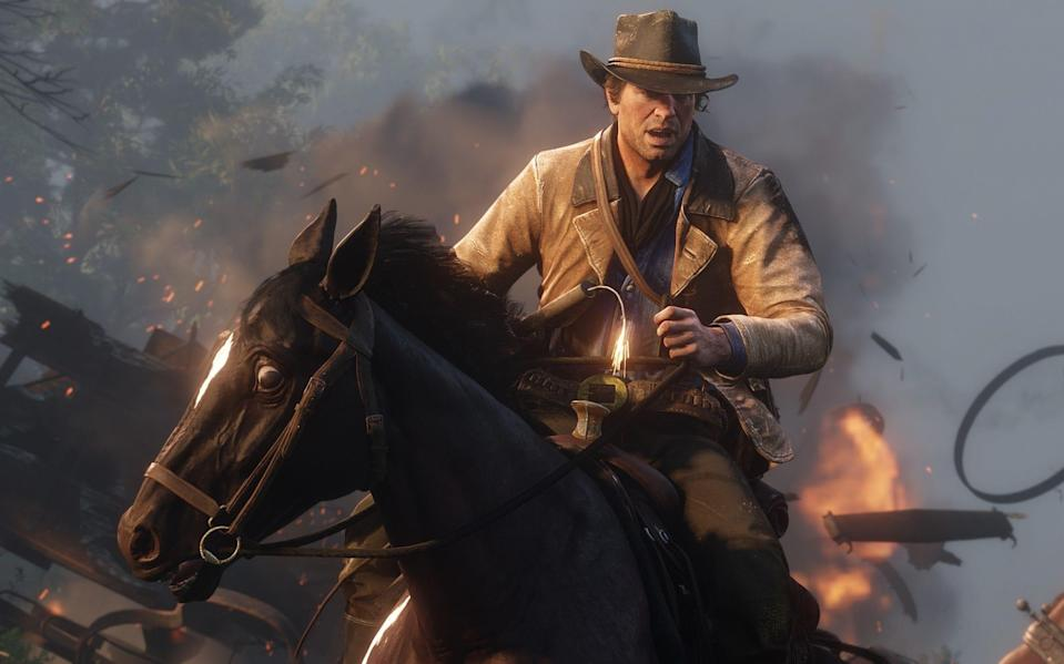 The music ofRed Dead Redemption 2 must adapt to the whims of unpredictable players... and their horses
