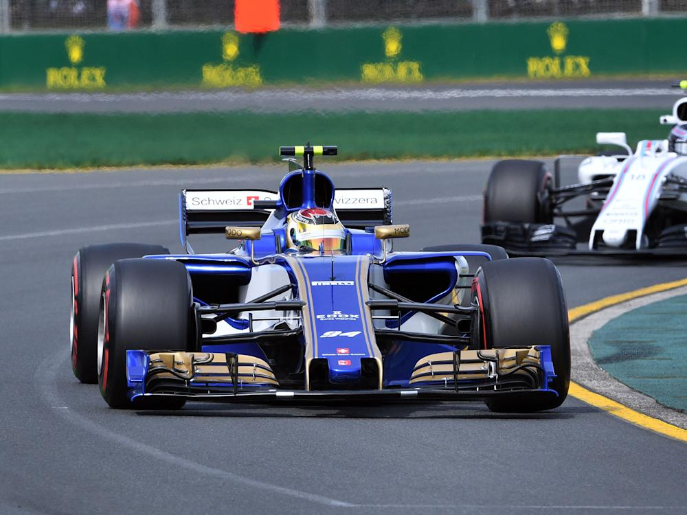 Wehrlein completed Friday's two sessions before withdrawing from the weekend: Getty