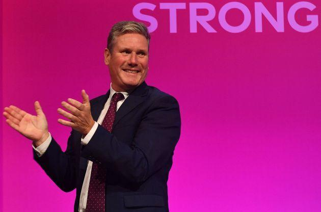 Labour party leader Keir Starmer (Photo: JUSTIN TALLIS via Getty Images)