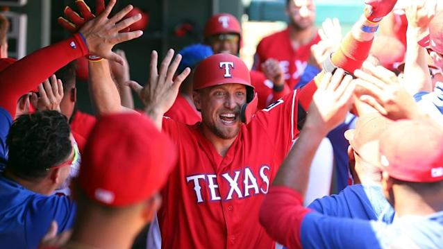 Why Hunter Pence might not return to Texas Rangers' lineup until July