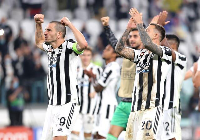 Juventus secured a 1-0 win over Thomas Tuchel's Chelsea