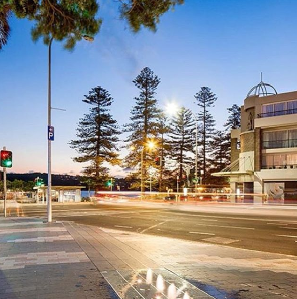 Not only famed for its beach, Manly Corso is a huge tourist hotspot as well. Photo: Instagram/manlyaustralia