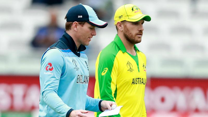 Australia v England: Morgan and Finch's men ready for blockbuster semi-final